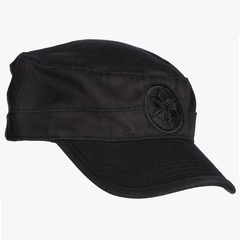 Datsusara Canada Military Cap Hat Black