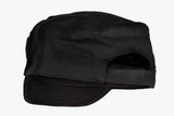 Datsusara Hemp Military Cap Hat Canada Black