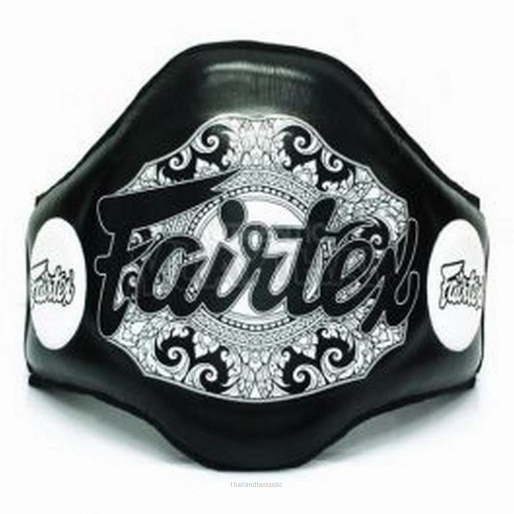 Fairtex BPV2 BLACK BELLY PAD CANADA EDMONTON
