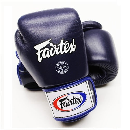 Fairtex All Purpose Tight Fit Gloves BGV1 Navy Blue