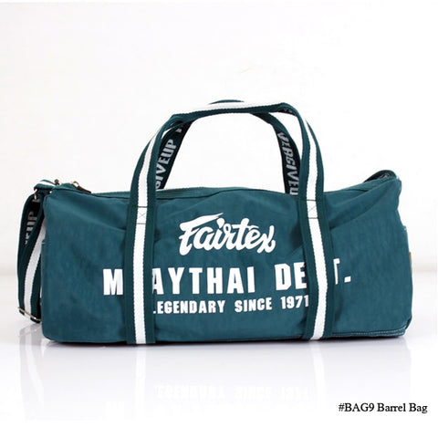 Fairtex BAG9 Barrell Duffel Gym Compact Bag Canada
