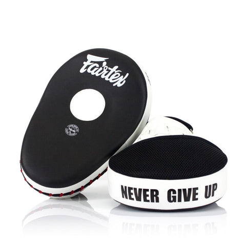 Fairtex FMV13 Combo Focus Mitts Kick Pads
