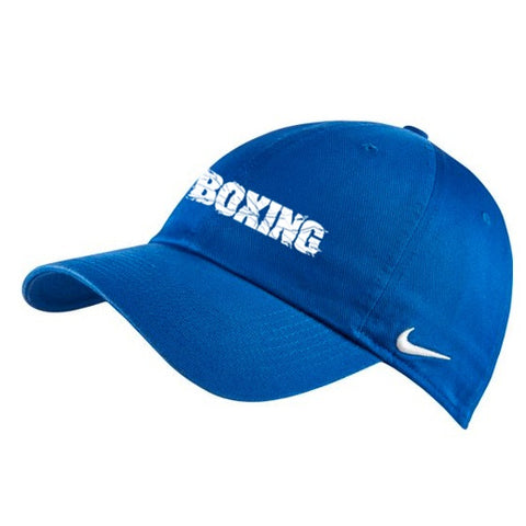 Nike Boxing Heritage Cap Hat Royal Blue