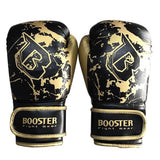 Booster Fight Gear Marble Gold Kids Youth Boxing Gloves
