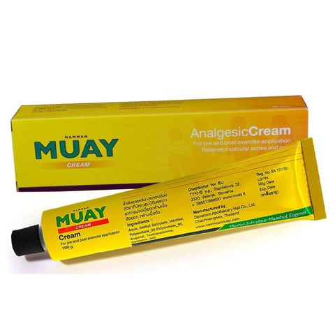 Namman Muay Cream Canada Analgesic 100g