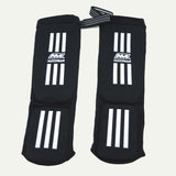 NationMan Cotton Shin Guards Black