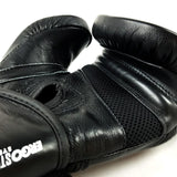 Rival Boxing RB50 Intelli-Shock Compact Bag Gloves Black