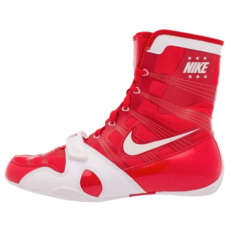Nike Boxing HyperKO Shoes Boots Red/White