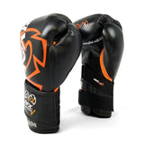 Rival Boxing RFX Guerrero Pro Bag Gloves 10 oz Black/Orange
