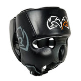 Rival Boxing RHG20 Headgear Head Guard Black