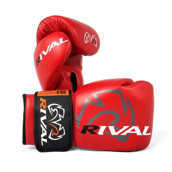 Rival Boxing RB4 Kids Youth Boxing Gloves Canada Red