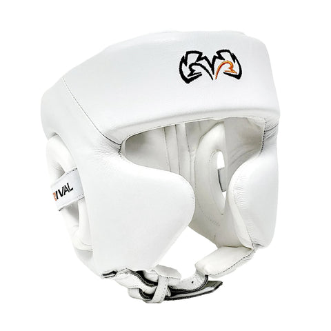 Rival Boxing RHG2 Headgear Guard White