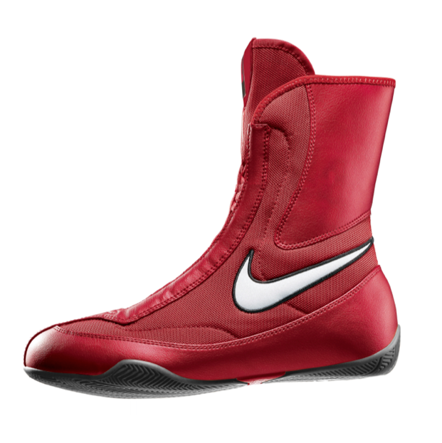 Nike Boxing Machomai Mid Shoes Boots Red