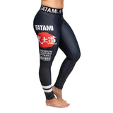 Tatami Fightwear Ladies Bushido Spats Compression Pants Tights