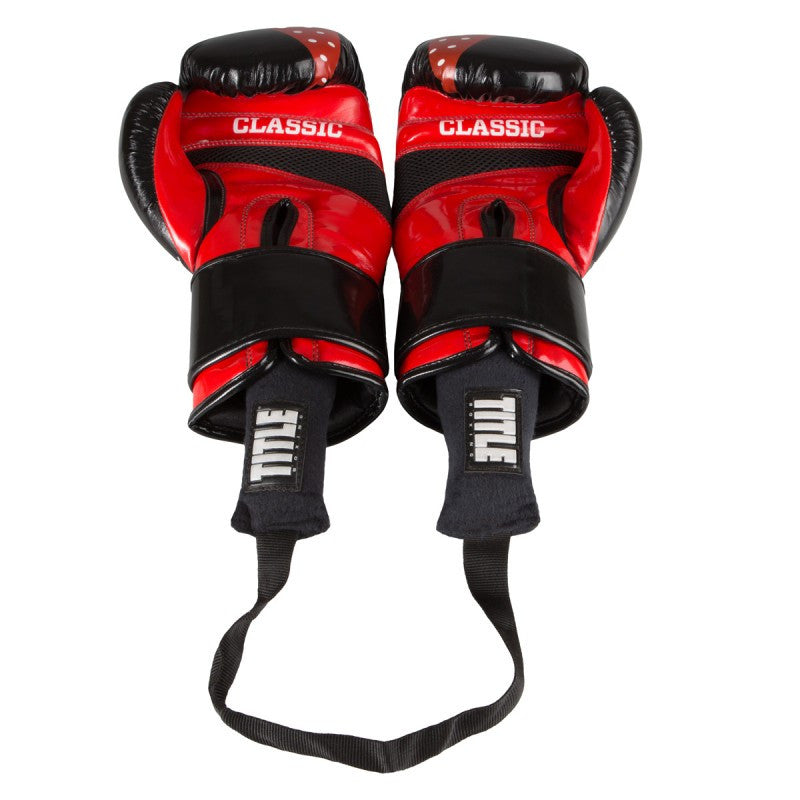 Title Boxing Glove Dogs Odor Dry Devils