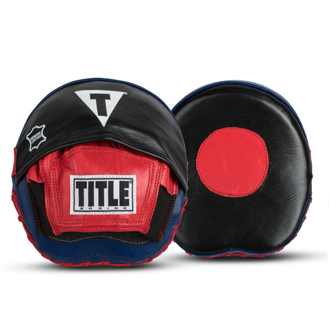 Title Boxing edmonton Micro Speed Focus Punch Mitts Pads