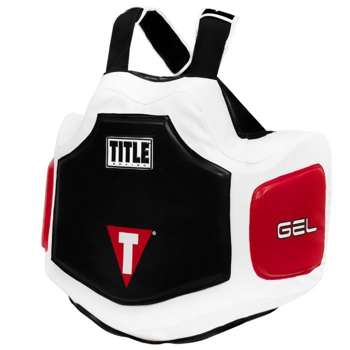 Title Boxing GEL Body Protector Belly Pad