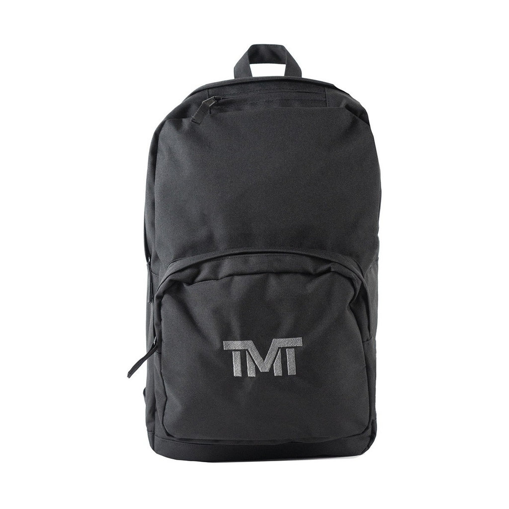 TMT Money Bag Backpack Gym Bag Black/Grey