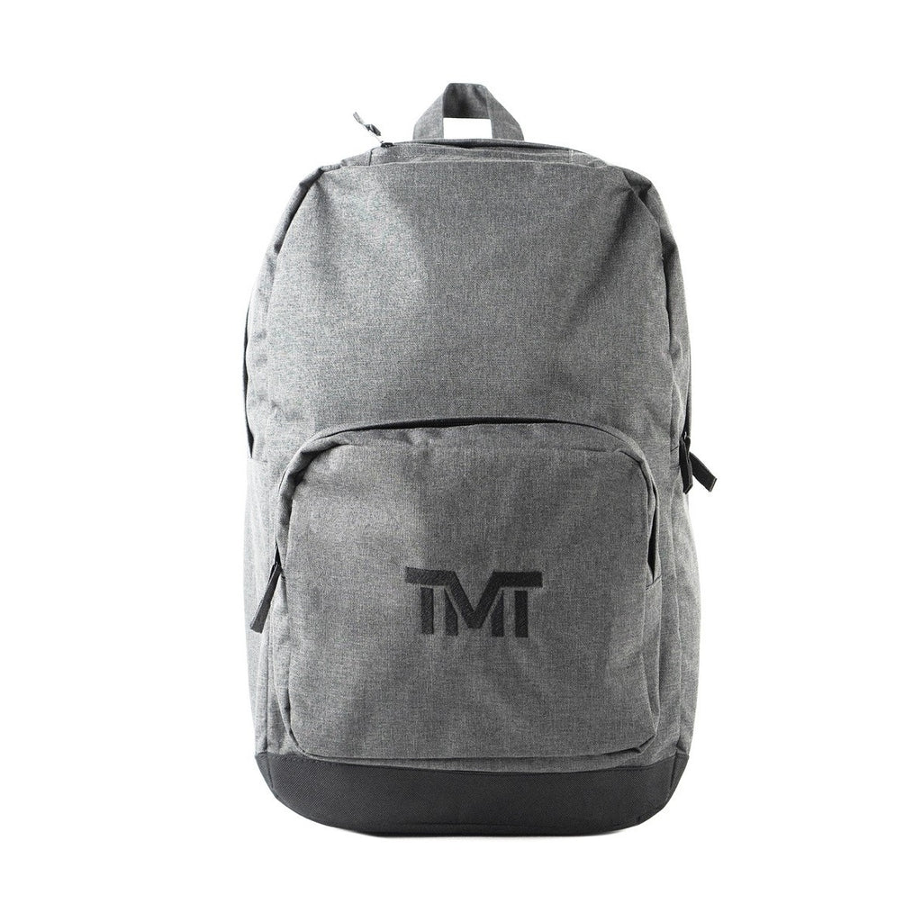 TMT Money Bag Backpack Gym Bag Grey/Black