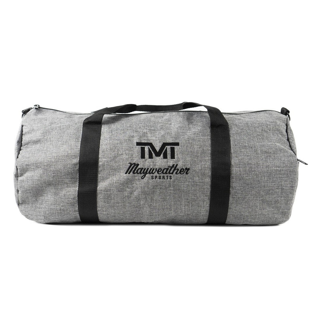 TMT Money Bag Duffel Gym Bag Grey/Black