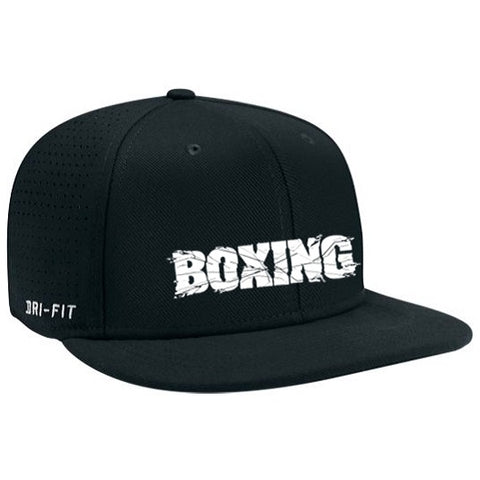 Nike Boxing Dri-Fit Vapor Fitted Cap Hat