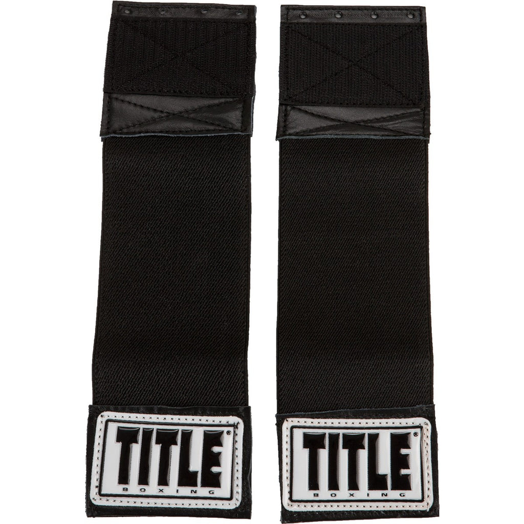 Title Boxing Hook & Loop Lace-Up to Velcro Glove Converter