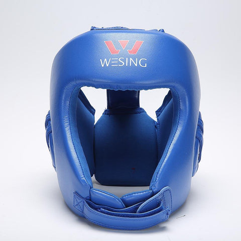 Wesing AIBA Boxing Headgear Canada Head Gear Red