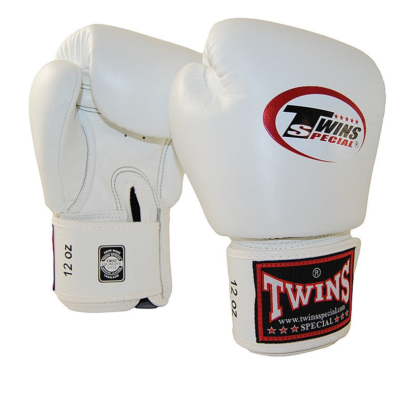 Twins Special Boxing Gloves Canada White Muay Thai Gear Edmonton