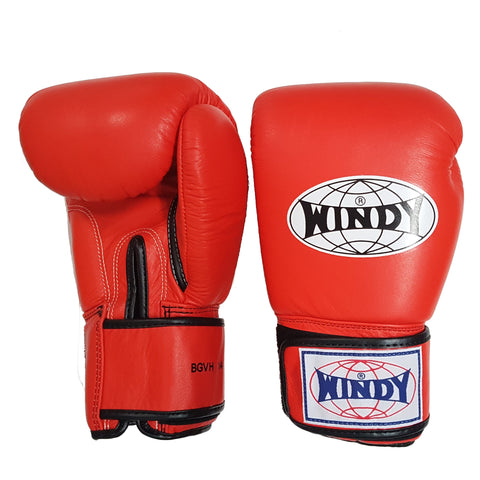 Windy Muay Thai Boxing Gloves Canada Edmonton Orange