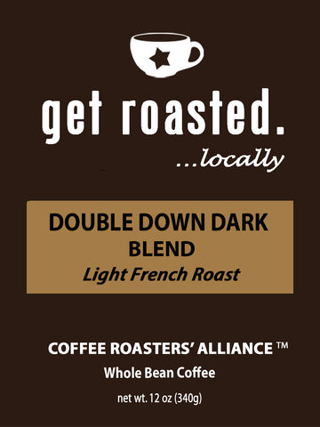 Double Down Blend Light French Roast 12oz.