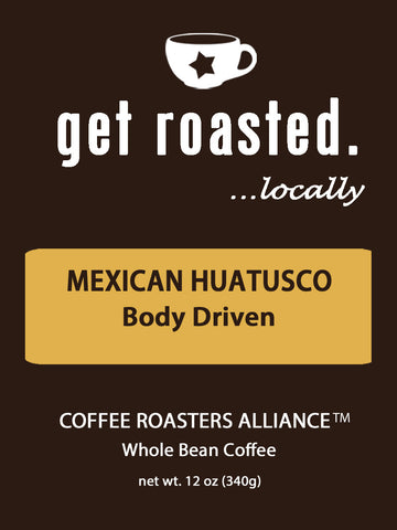 Mexican Huatusco, Body Driven 12 oz.