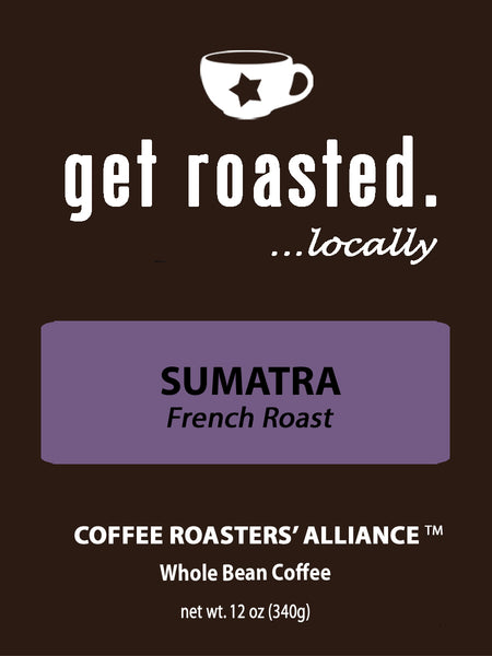 Sumatra - A Roast-Driven Coffee 12oz.
