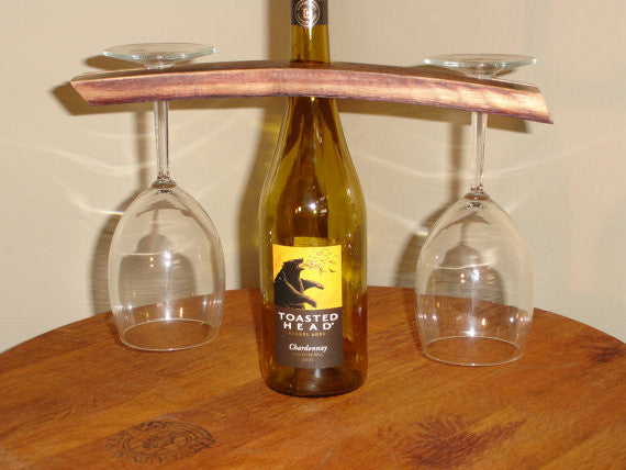 Balancing Wine Glass Holder