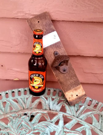Wine Stave Bottle Opener Free shipping