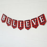 Believe Buffalo Check Banner