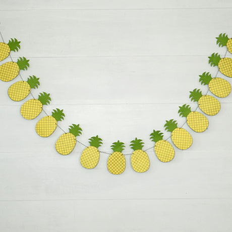 Pineapple Garland