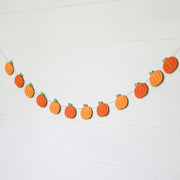 Mini Pumpkins Garland
