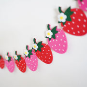 Strawberry Garland