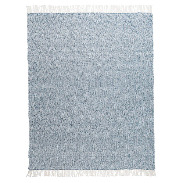 Chevron Boucle Throw