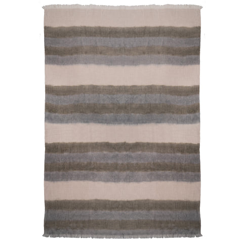 Deauville Stripe Throw
