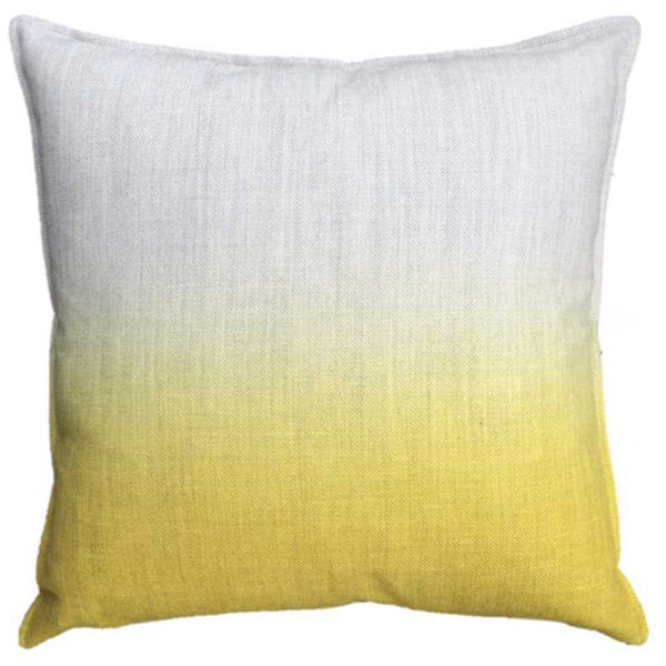 Ombre Alpaca Linen Pillow