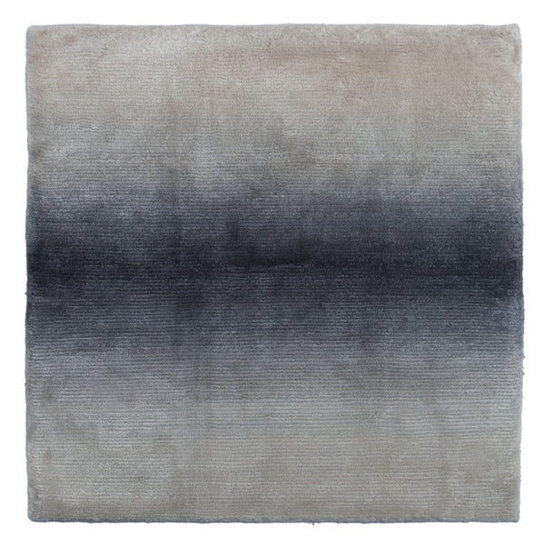 Ombre Silk 'Caviar' - In Stock Rugs