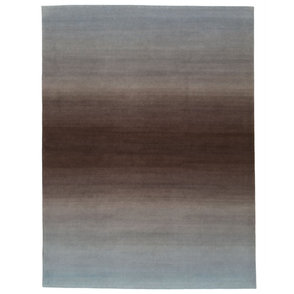 Ombre Wool 'Storm' - In Stock Rug
