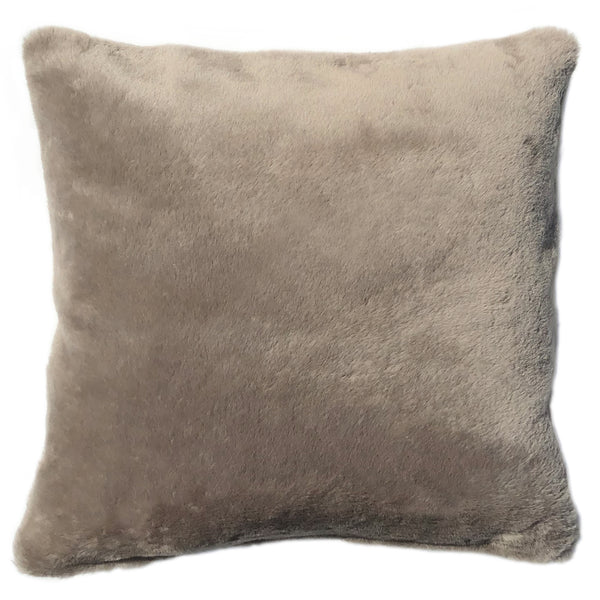 Eco Shearling Pillow