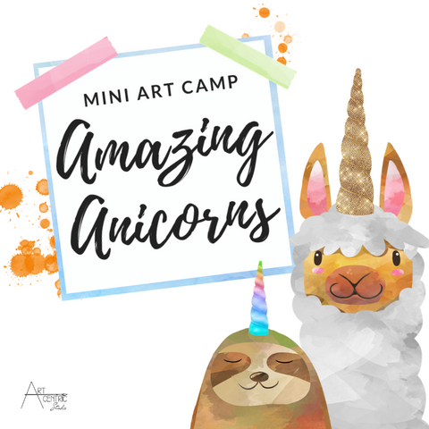11.19, 11.20 - MINI Art Camp