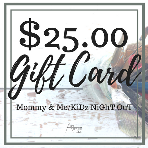 $25.00 Gift Card!