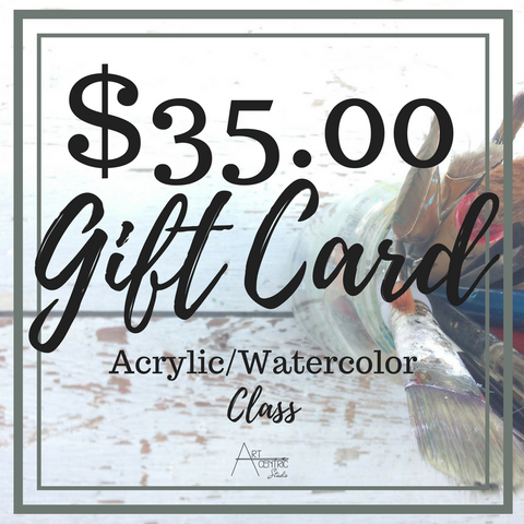 $35.00 Gift Card!