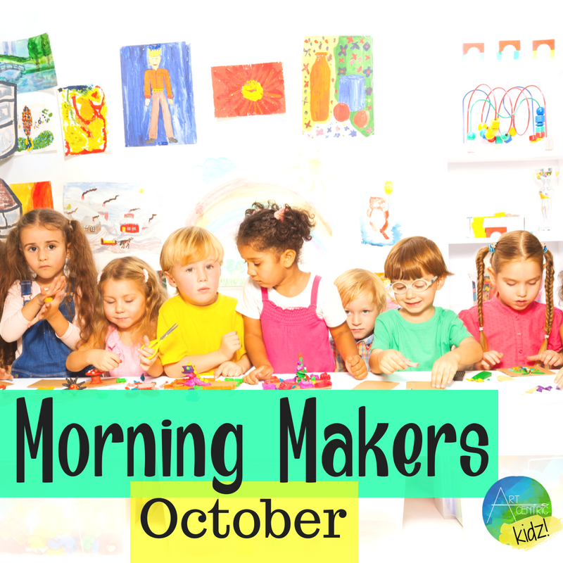 Thursday Morning Makers OCT