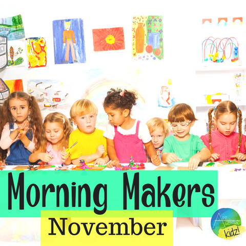 11.16.18 - Friday Morning Makers