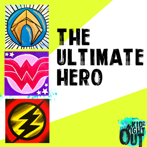 04.18.19 - 'The Ultimate Hero'